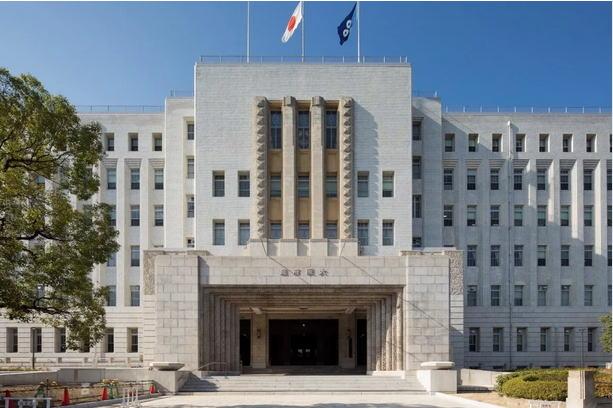 大阪府庁舎本館