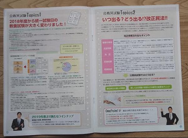 公務員試験トピックス